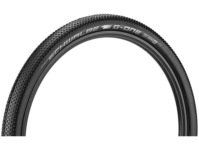 "SCHWALBE G-One Allround Vouwband 29"" SnakeSkin TL-Easy E-25 Evolution, black"